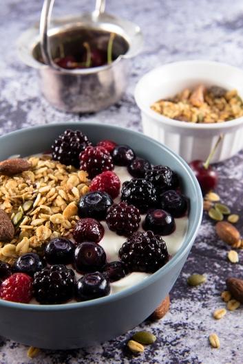 Yogurt with Muesli_low