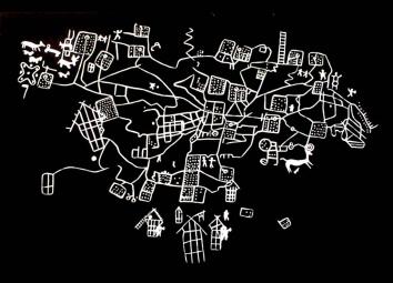 Mapa Rupestre